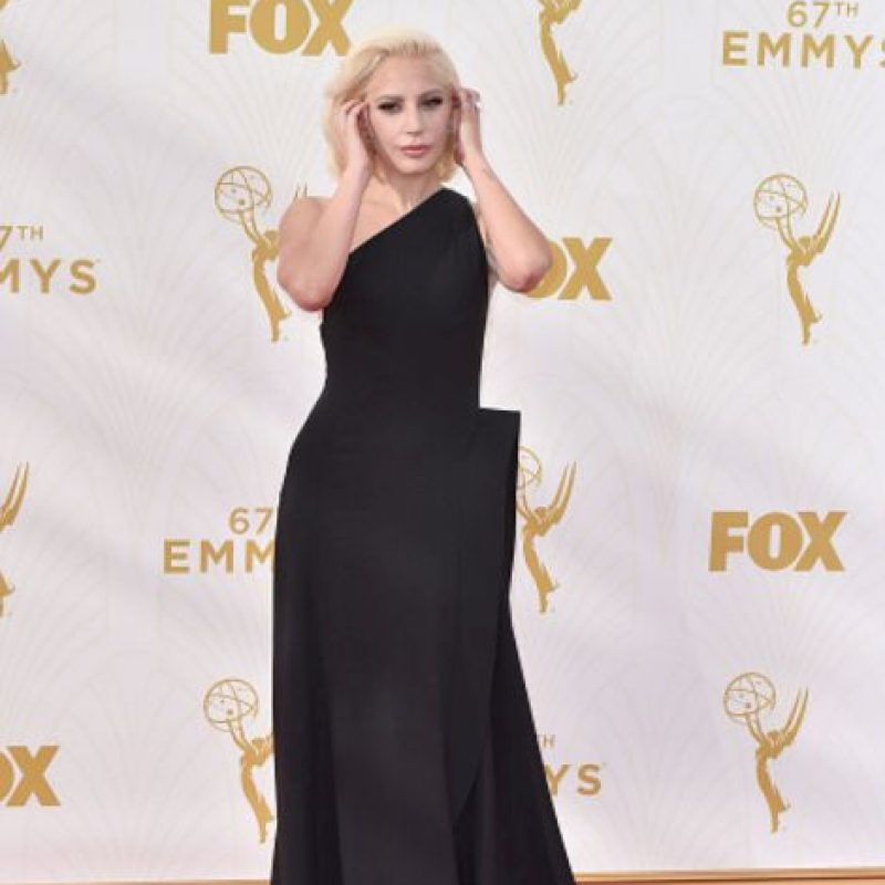 Lady Gaga, sin duda, tiene una gran transformación. Foto:vía Getty Images
