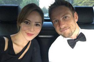 Desde 2008 es pareja de Jessica Michibata, modelo argentina-japonesa, y se casaron en 2014. Foto:Vía instagram.com/jenson_ichiban