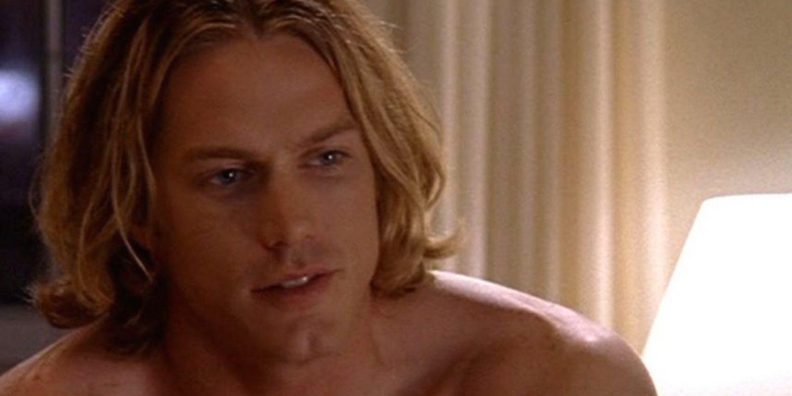 """Fue el hombre que se enamoró perdidamente de """"Samantha Jones"""" Foto:HBO"""