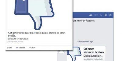 """Botón de Facebook """"No me gusta"""" es la nueva estafa en esta red"""