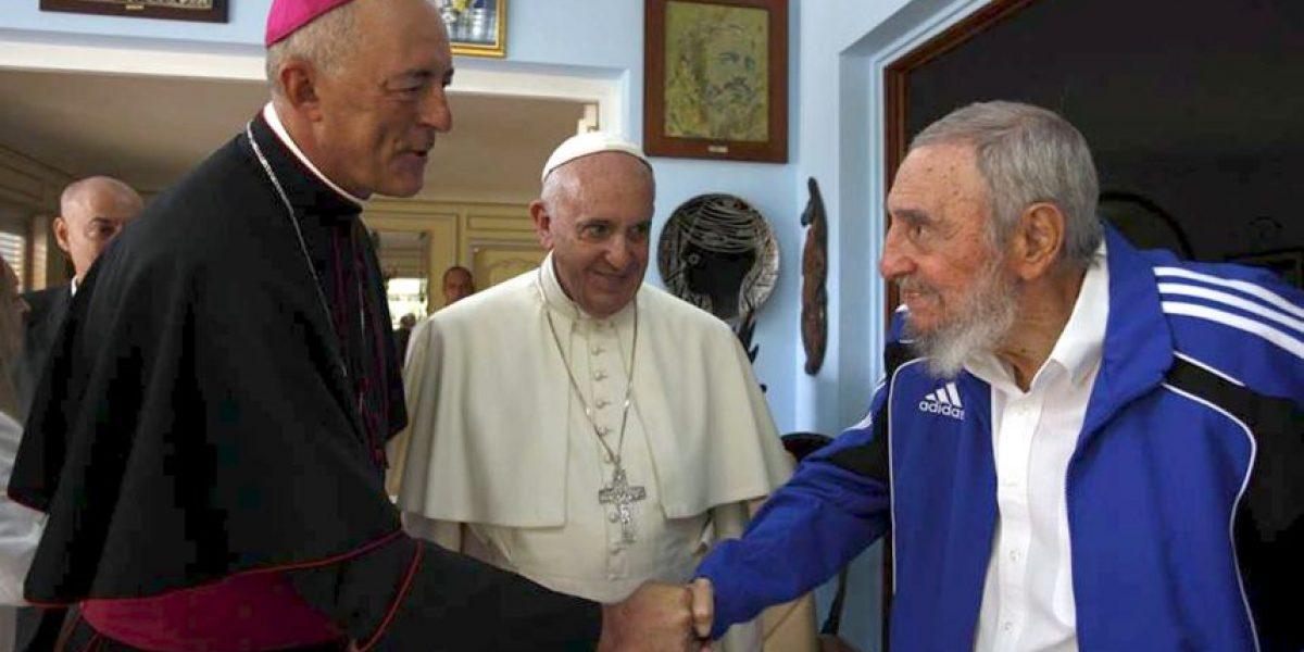 Estos fueron los 5 momentos más destacados del Papa Francisco en Cuba