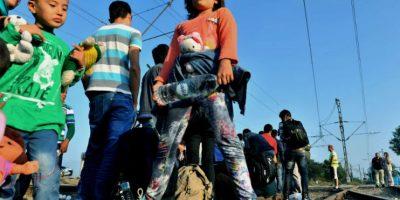 Muchos se ven envueltos en venta de drogas, robos y prostitución. Foto:AFP
