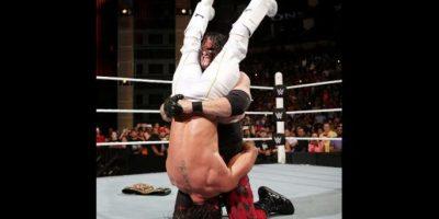 Ya lo había atacado en Night of Champions Foto:WWE