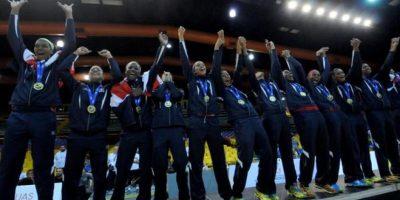 Presidente Medina dice triunfo de la selección voleibol nos llena de orgullo