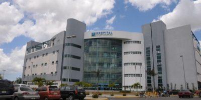 Fachada hospital Ney Arias Foto:Twitter @NeyAriasOficial