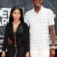 Meek Mill y Minaj eran buenos amigos. Foto: Getty Images