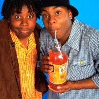 """Kel Mitchell, le dio vida al amante de la gaseosa naranja en la serie """"Kenan y Kel"""" Foto:Nickelodeon"""