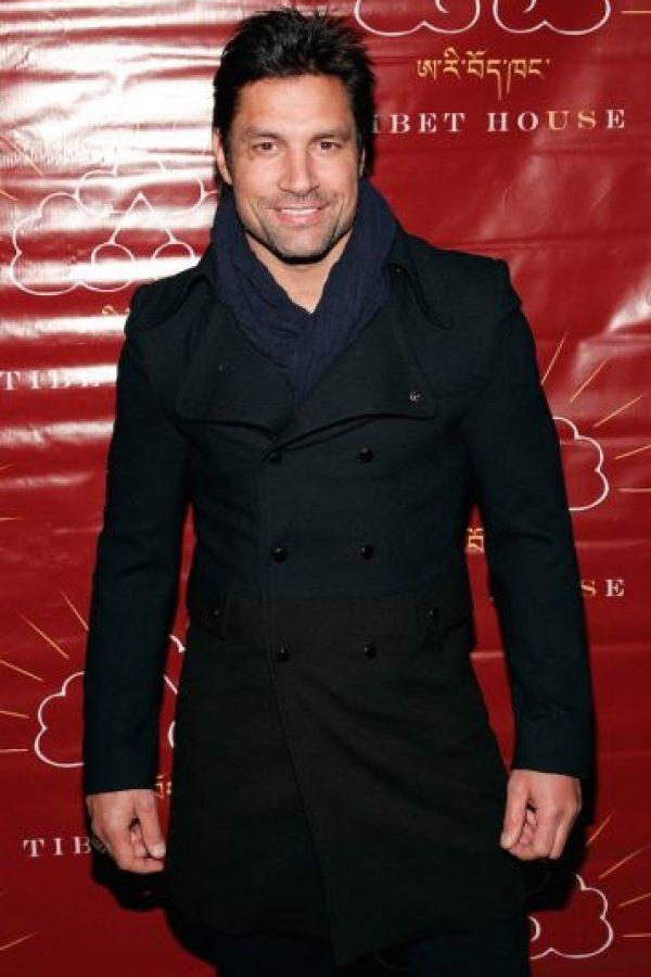 Actualmente tiene 47 años. Foto:Getty Images