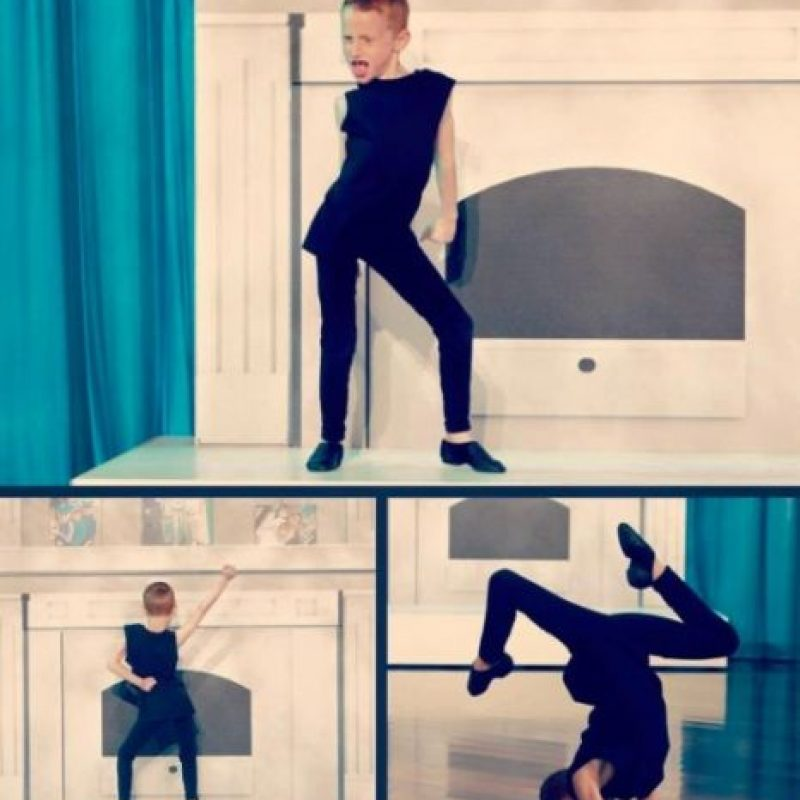 """Con su famoso video de """"Shake it Off"""" reunió 5 millones de visitas. Foto:vía facebook.com/Red-Headed-Persian-Entertainer"""