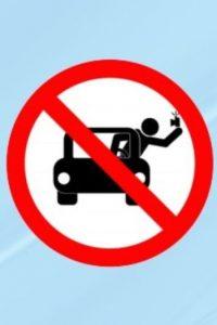 No tomarse selfies mientras conducen su auto. Foto:vía mvd.ru