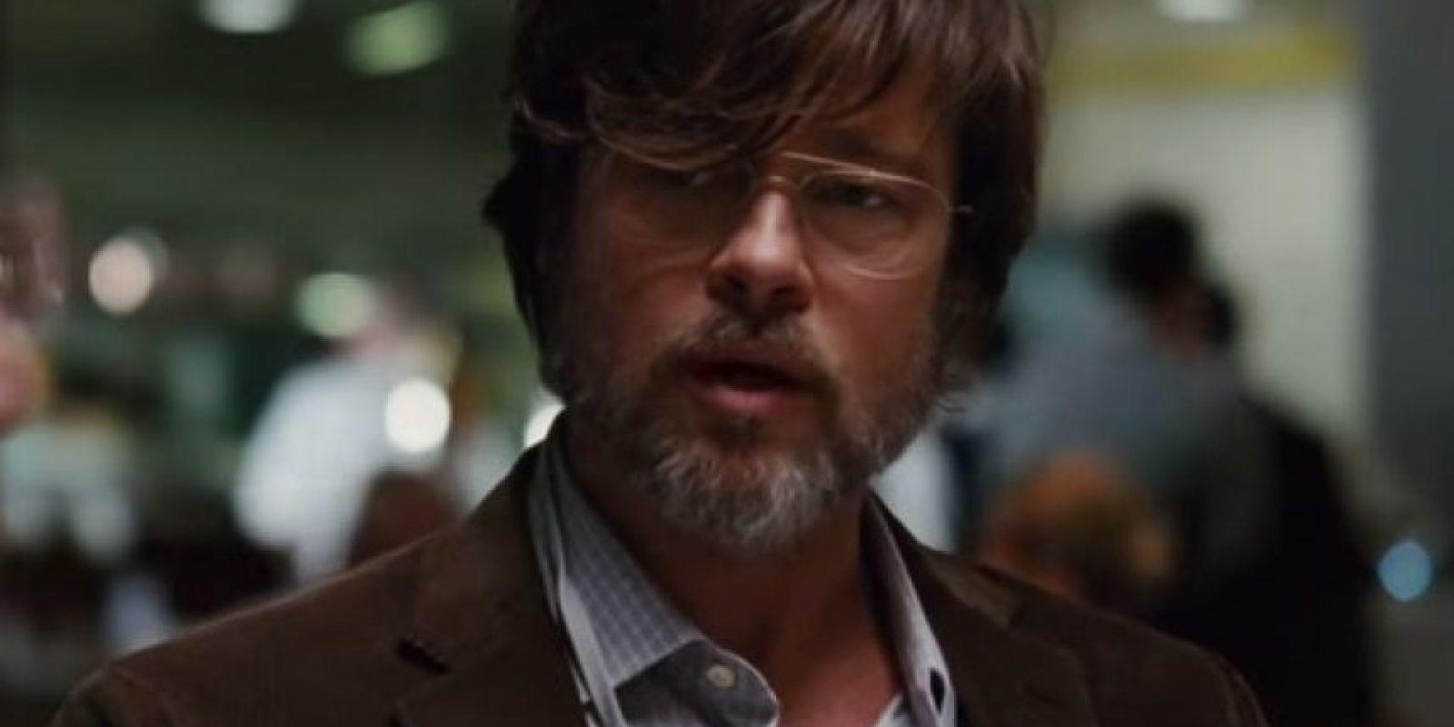 Brad Pitt Foto:YouTube/ParamountPictures