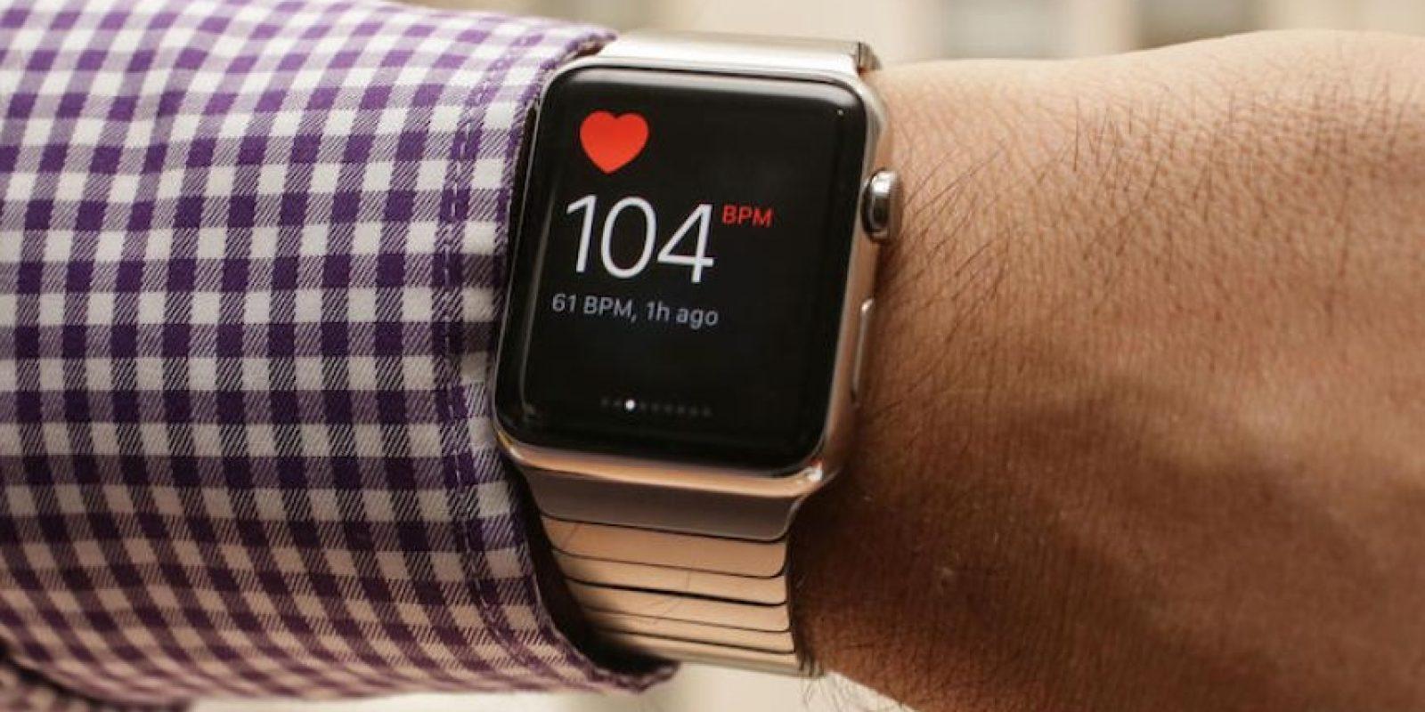 El reloj inteligente de Apple salvó la vida de un hombre Foto:Apple
