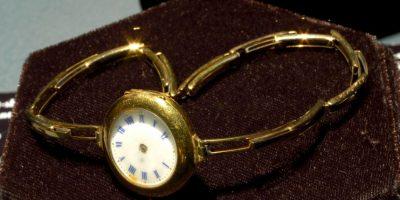 Un reloj Foto:Getty Images