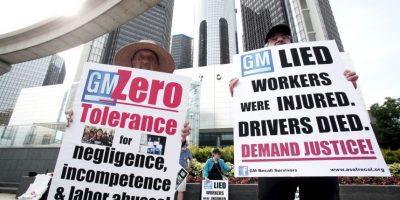 En 2013, la compañía estadounidense fue acusada de ocultar un defecto en el encendido de los automóviles Foto:Getty Images