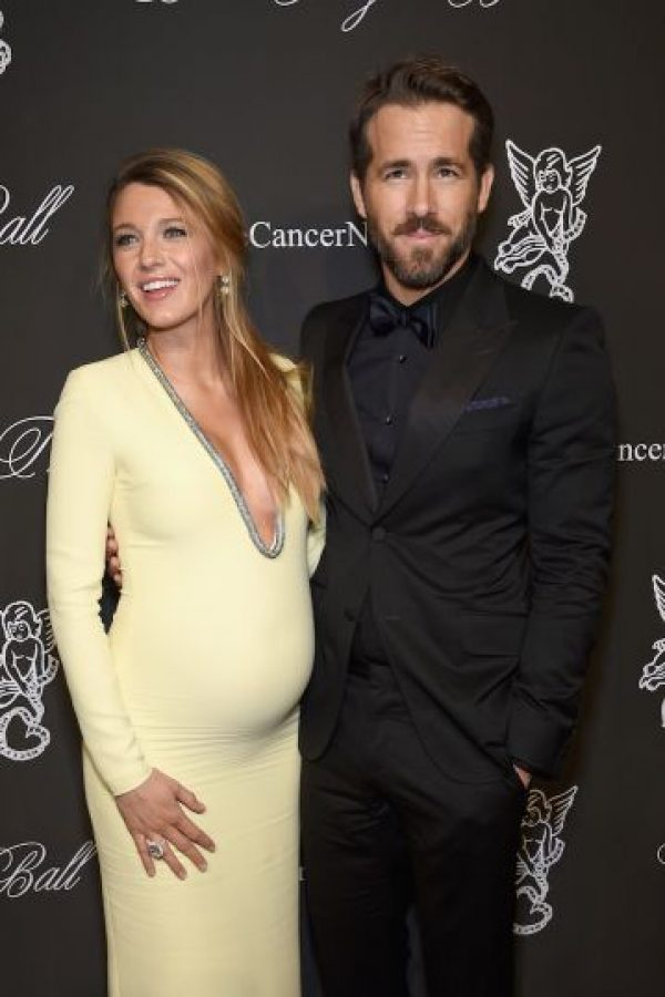 Desde que Ryan Reynolds y Blake Lively supieron que se convertirían en padres decidieron mantener a su familia alejada de los medios de comunicación. Foto:Getty Images