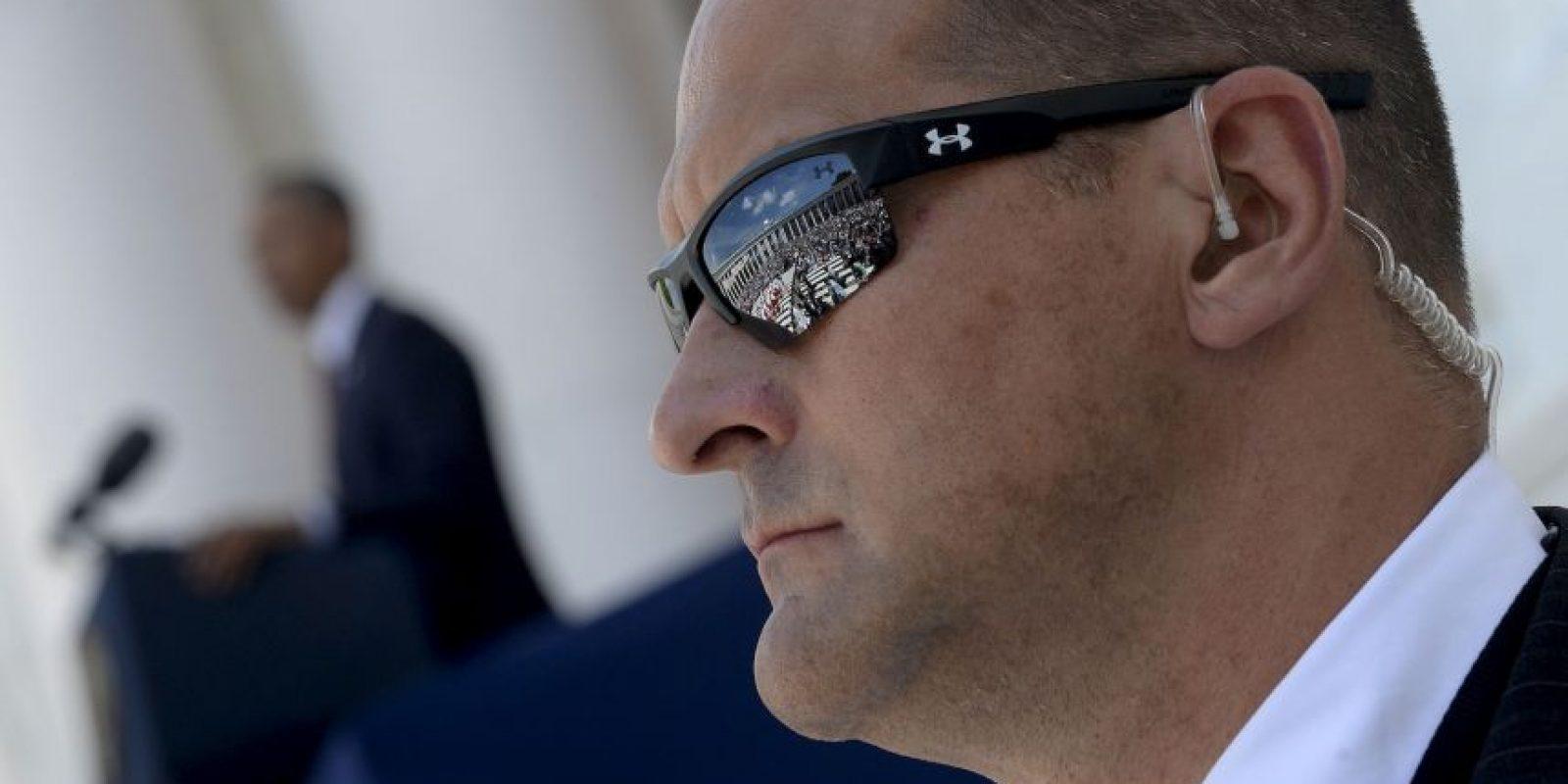 Agente del Servicio Secreto considera que debido a es más complicado cuidarlo. Foto:Getty Images