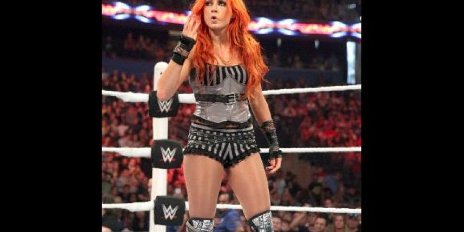 Es oriunda de Irlanda Foto:WWE