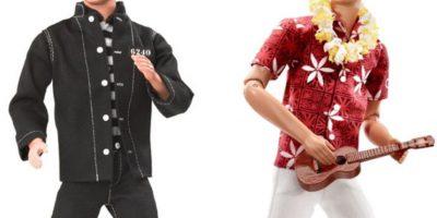 Elvis Presley. Foto:vía Mattel