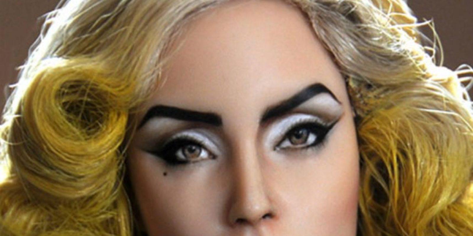 Lady Gaga. Foto:vía NoelCruz