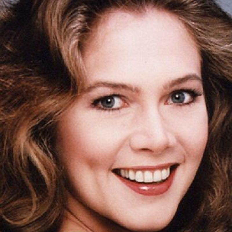 Kathleen Turner fue uno de los grandes símbolos sexuales de 1980. Foto:vía Getty Images