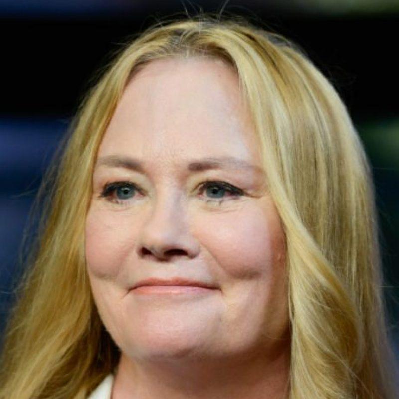 Interpretó a Martha Stewart. Foto:vía Getty Images