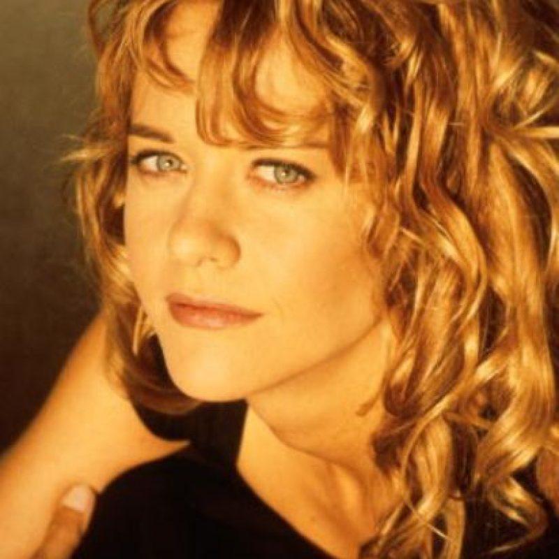 Meg Ryan tiene 53 años. Foto:vía Getty Images
