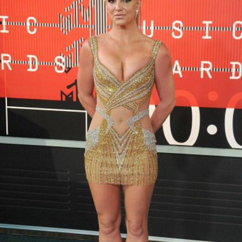 Y de los vestidos pegados. Foto:vía Getty Images