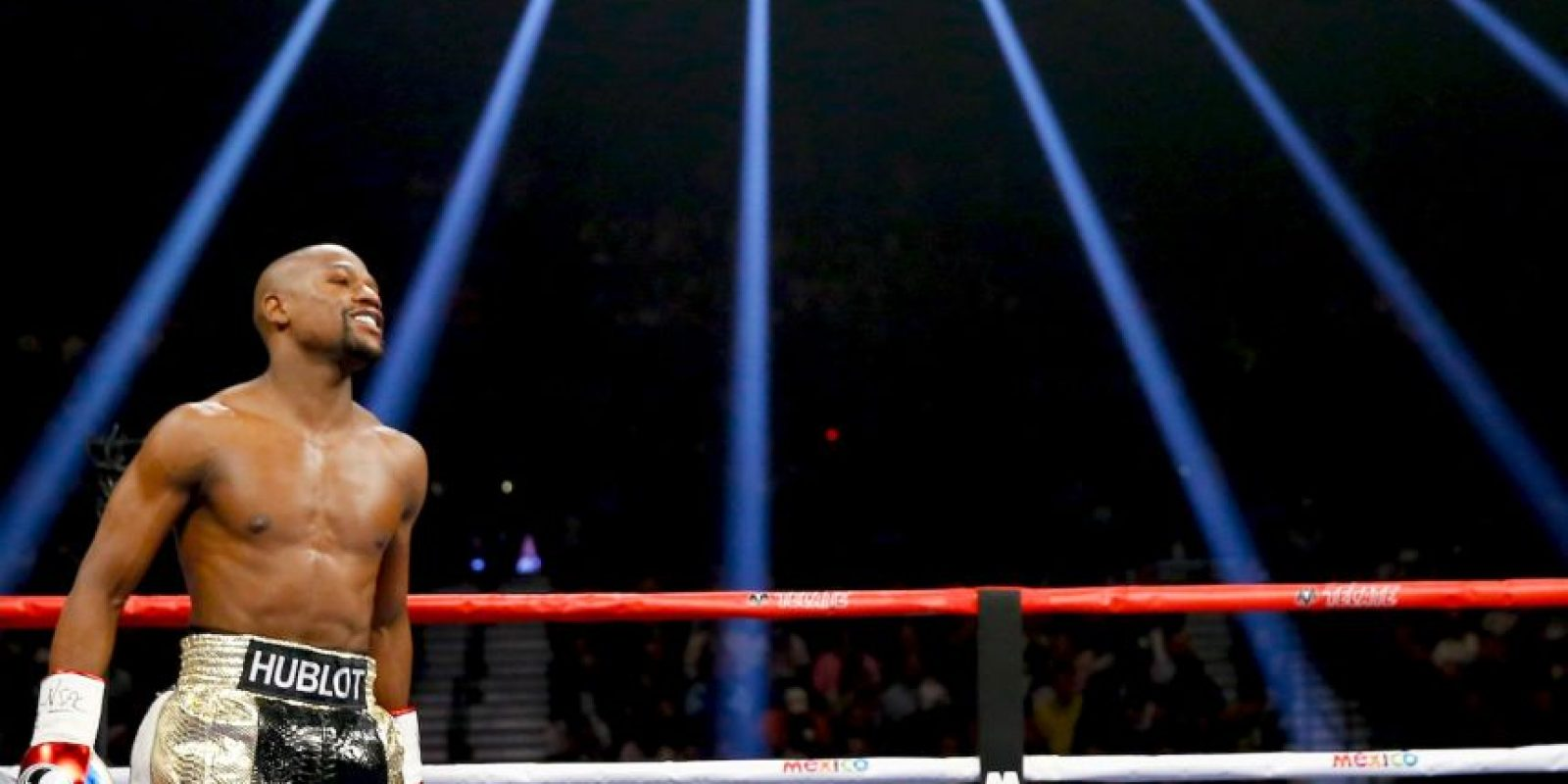 1. Floyd Wayweather Foto: Getty Images