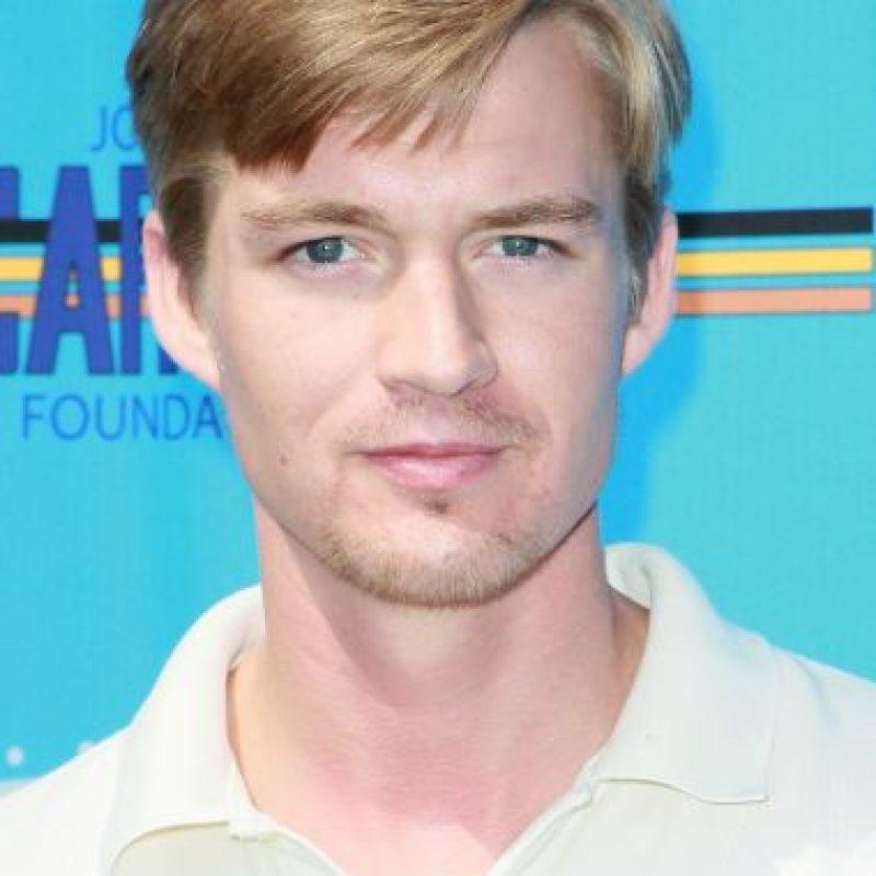 """El actor ahora tiene 29 años y ha realizado pequeñas apariciones en series como: """"CSI: Miami"""" y """"Fiscal Chase"""" Foto:Getty Images"""