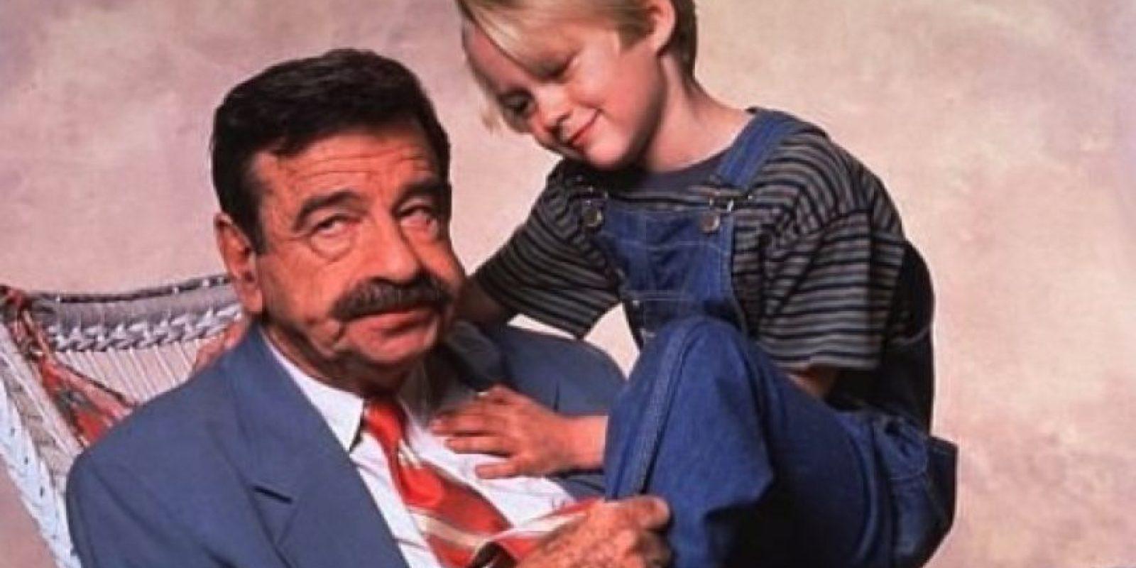 El actor falleció el primero de julio del año 2000, debido a un infarto. Foto:IMDB