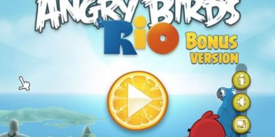 Angry Birds Rio (2011). Foto:Rovio