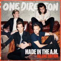 """A través de las redes sociales, One Direction reveló la portada de su nuevo álbum """"Made in The A.M"""" Foto:Facebook/OneDirection"""