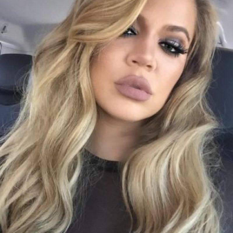 ¿Le copió el look a Kylie Jenner? Foto:Instagram/KhloeKardashian
