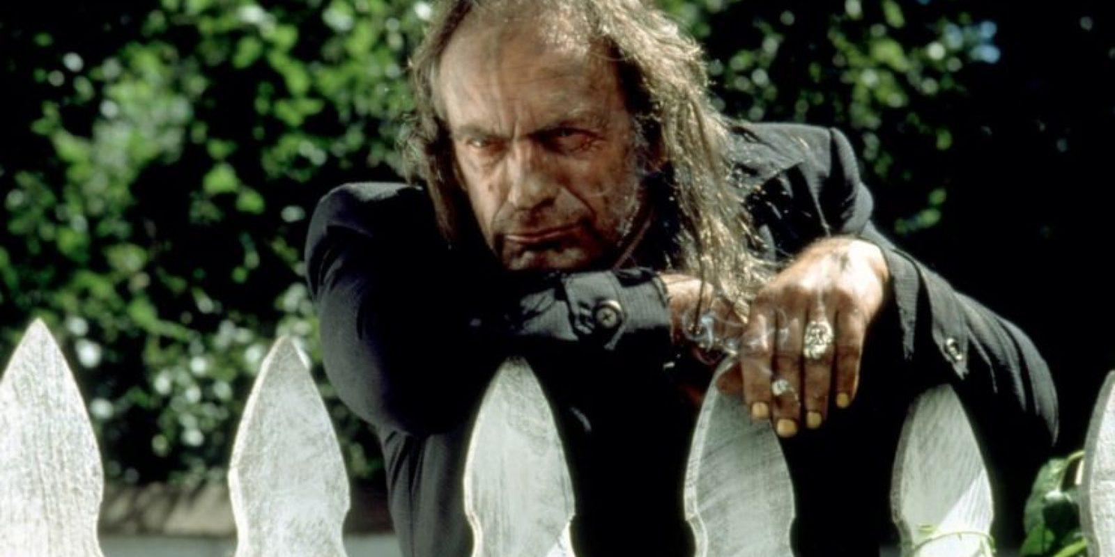 """El actor le dio vida al ladrón que mete en serios problemas a """"Daniel"""" y sus amigos. Foto:Warner Bros"""
