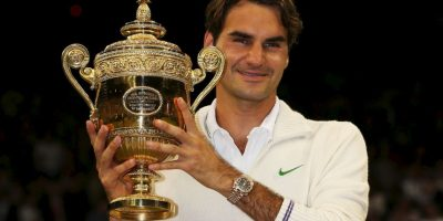Roger Federer es el número 2 del mundo. Foto:Getty Images