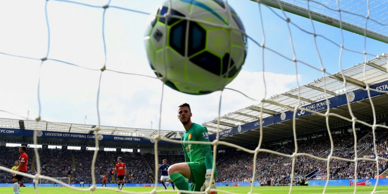 1. Premier League (Inglaterra): 74.04 euros (82.75 dólares). Foto:Getty Images