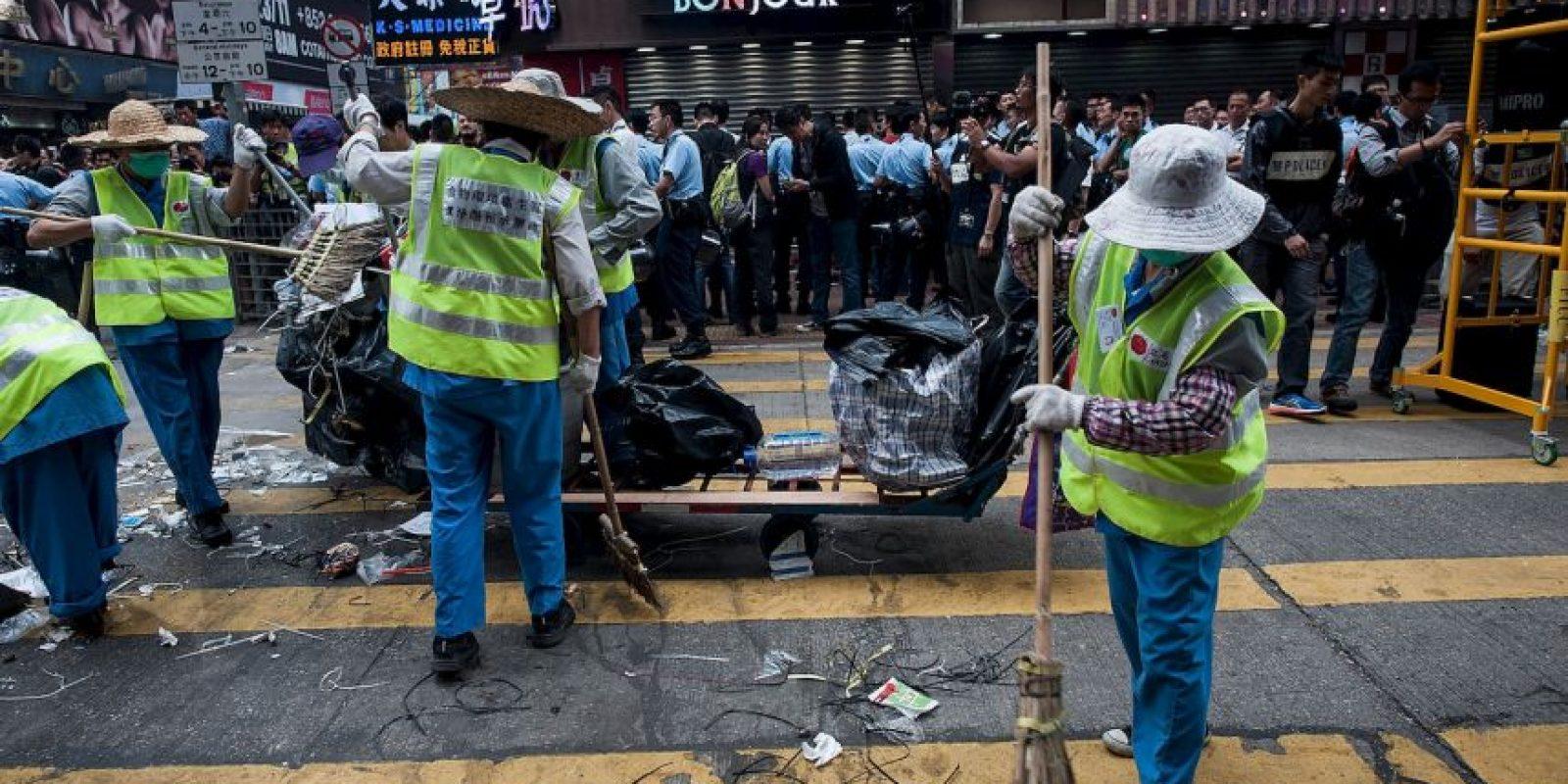 1. Hong Kong. en esta ciudad se trabaja dos mil 606 horas al año. Foto:Getty Images