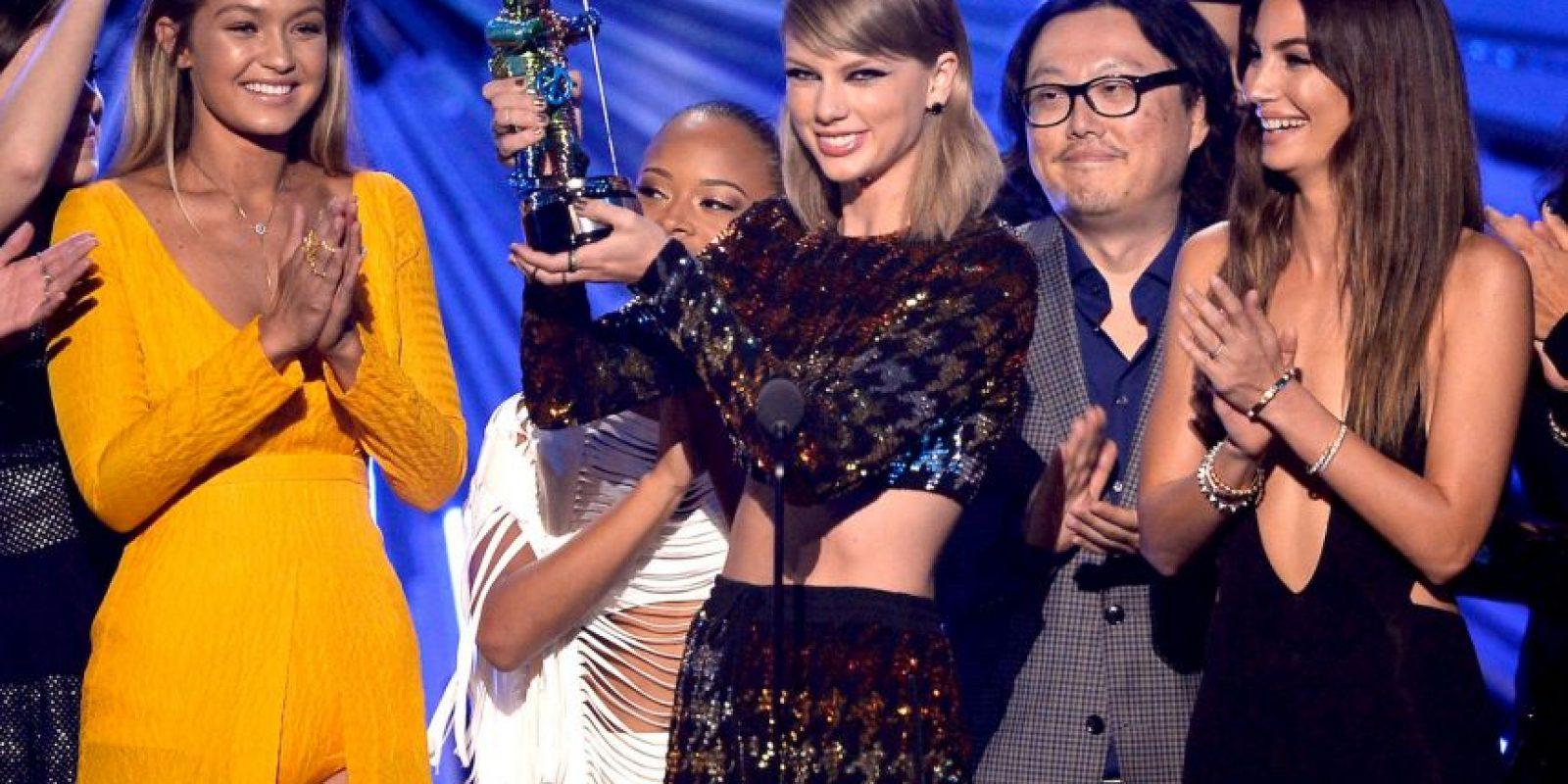 """4. Su canción favorita de Taylor Swift es """"Clean"""" Foto:Getty Images"""