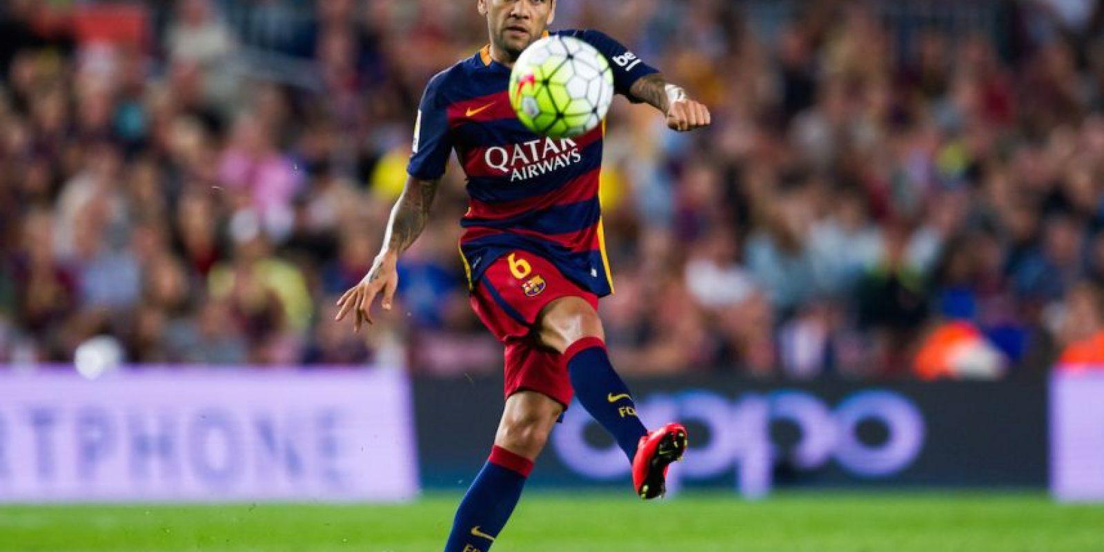 Debutó en 2001 con el Esporte Clube Bahia de Brasil y en 2002, el Sevilla de España lo fichó. Foto:Getty Images