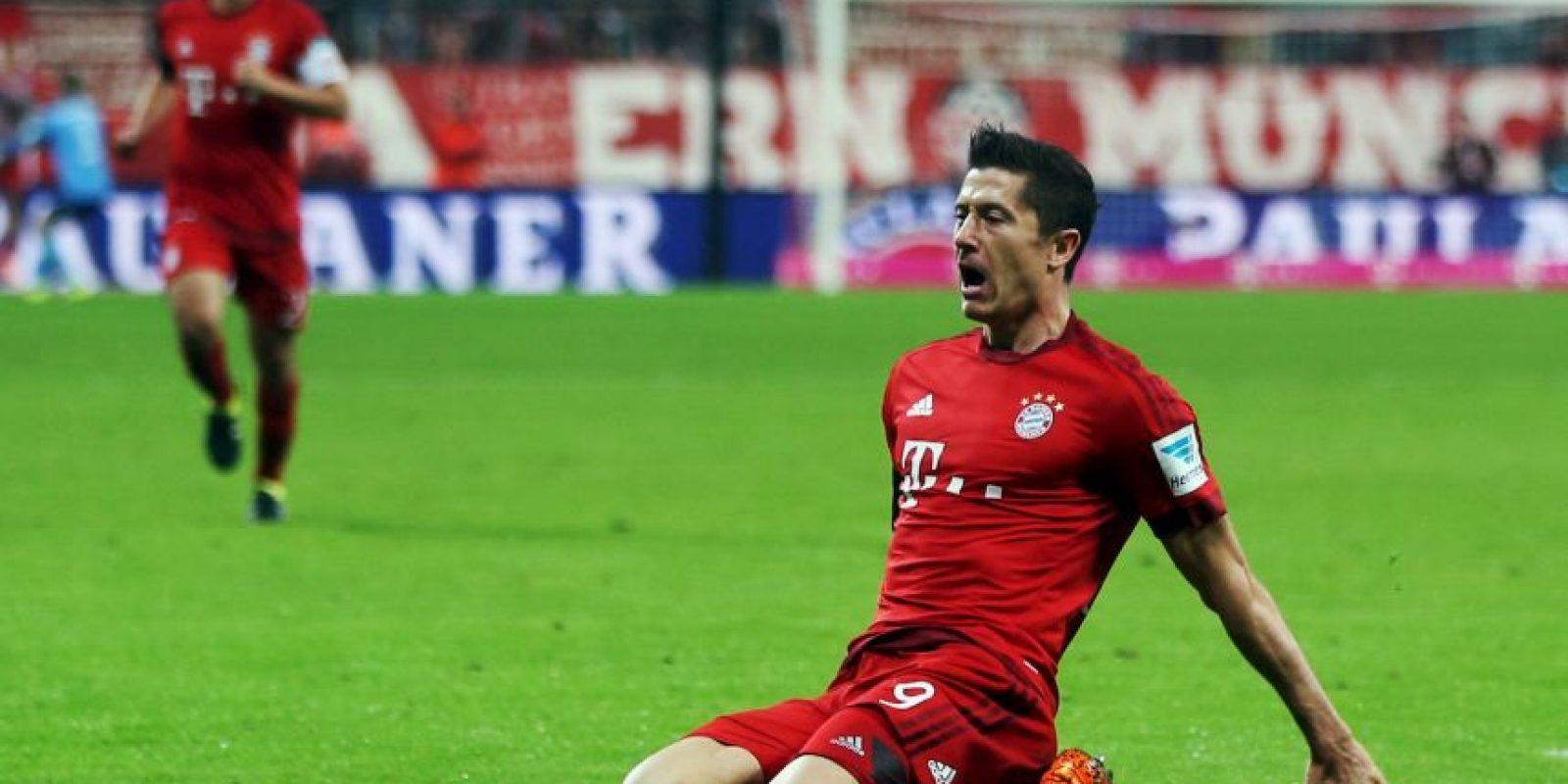 Es el primer futbolista de las cuatro grandes ligas (España, Alemania, Italia, Inglaterra) que marca un repóker ingresando desde el banquillo Foto:Getty Images