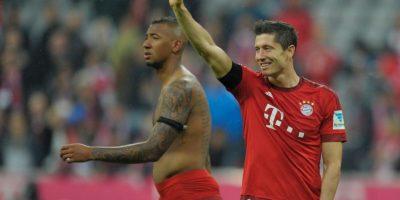 Es el máximo goleador histórico de la Selección de Polonia Foto:Getty Images