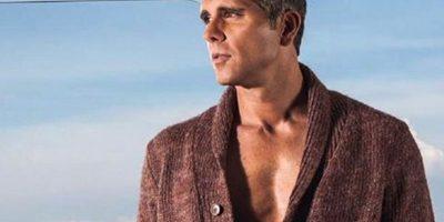 """Alcanzó fama internacional como actor de telenovelas, carrera que se inició en 1993 con """"El ángel vengador"""" Foto:Vía /instagram.com/oliverdog/"""