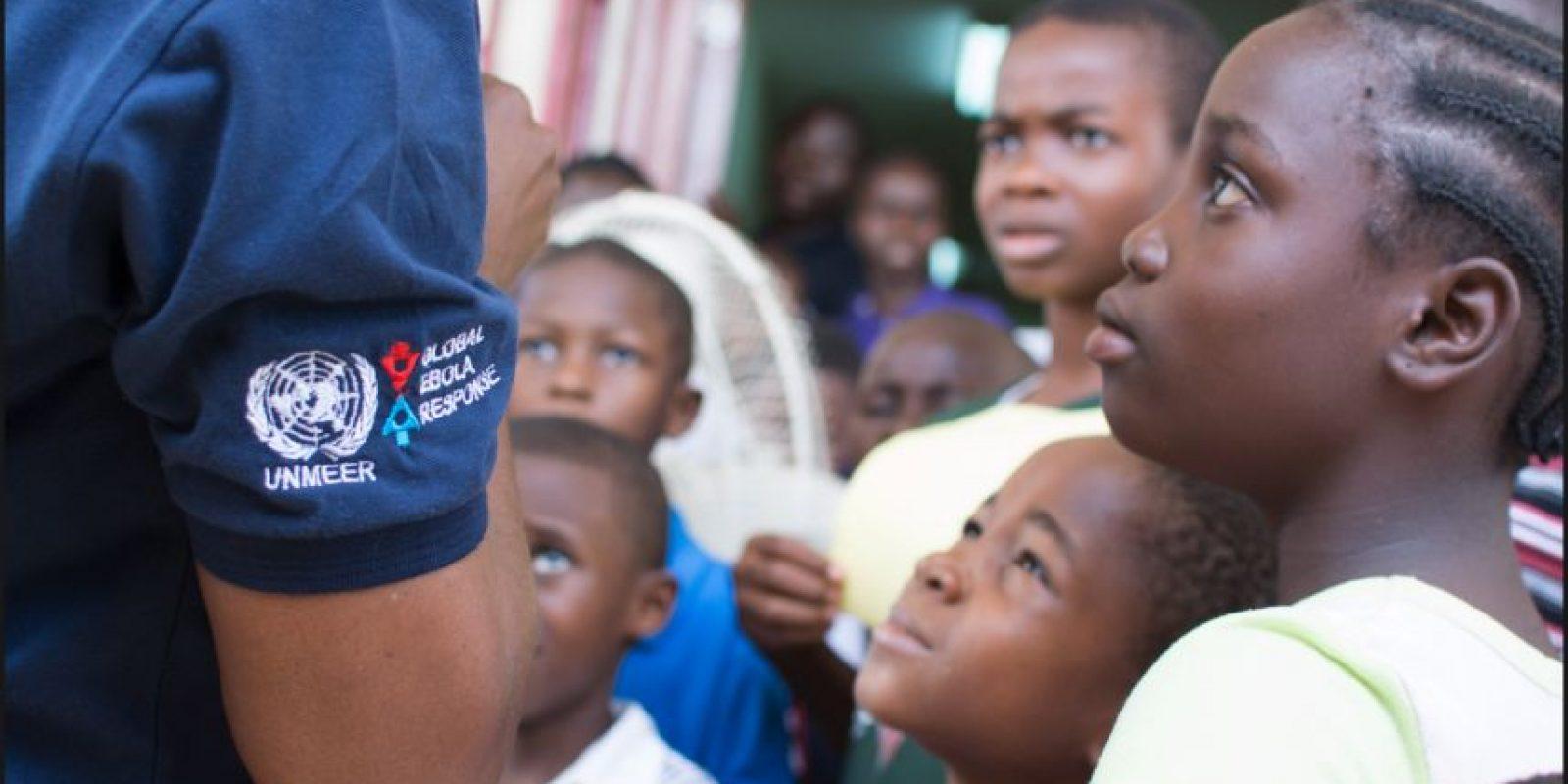 Este nombre proviene del río Ébola (en la República Democrática del Congo, antiguo Zaire) Foto:flickr.com/photos/unmeer/