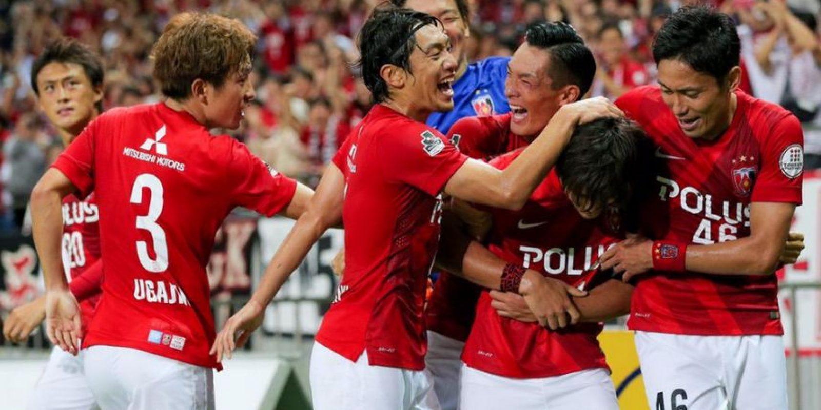 Es el actual líder de la Liga de Japón Foto:Vía twitter.com/onima_7