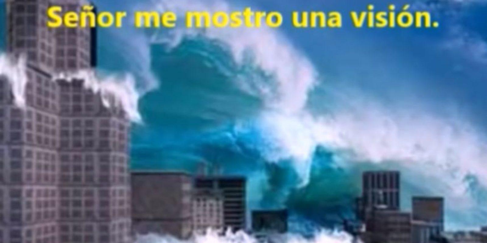 Otros pastores auguraron tsunamis sobre la Costa Este de Estados Unidos. Foto:vía Youtube