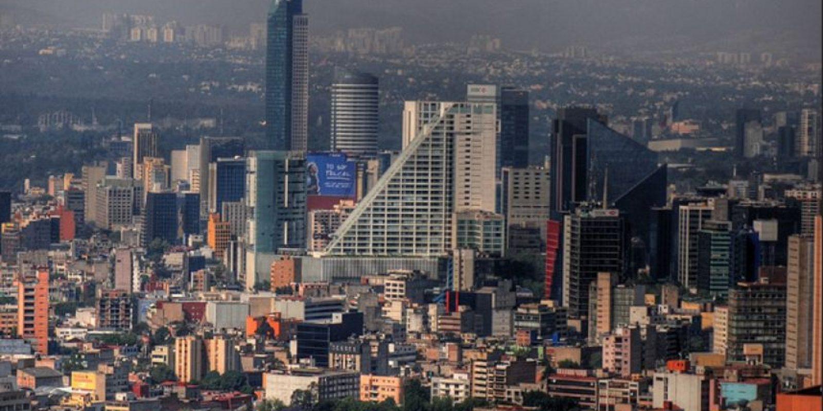 3. Ciudad de México. Aquí los empleados trabajan dos mil 261 horas anuales. Foto:Vía flickr.com