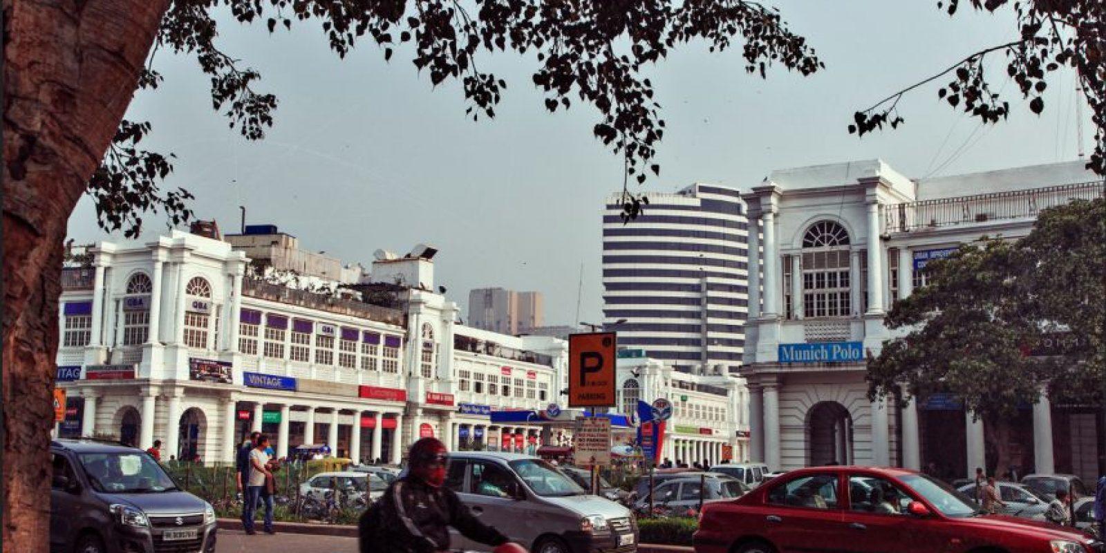 4. Nueva Delhi. Los residentes de esta Ciudad en la India, dedican dos mil 214 horas por año a su trabajo. Foto:Vía flickr.com