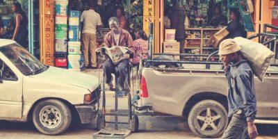 7. Nairobi. Los locales de esta ciudad keniana dedican dos mil 184 horas a su trabajo cada año. Foto:Vía flickr.com