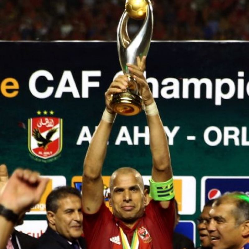 CAF (África) Foto: Getty Images