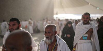 Es el centro musulmán más importante del mundo Foto:AP